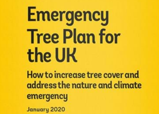 The Woodland Trust's Emergency Tree Plan